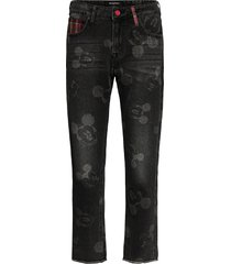 denim mery raka jeans svart desigual