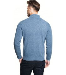 sweter onley kr niebieski