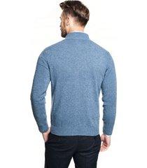 sweter onley stójka niebieski
