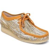 wallabee loafers låga skor multi/mönstrad clarks originals