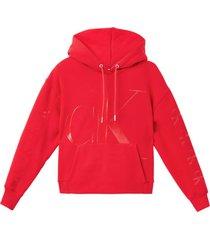 hoodie ck eco rood