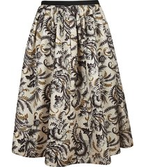 antonio marras printed skirt