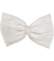 wauw capow by bangbang olga bow headband - silver