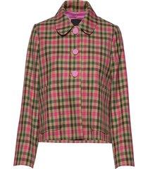 3344 - briani blazer colbert roze sand