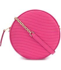 furla swing mini crossbody bag - pink