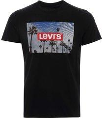 levi's classic graphic t-shirt - black 224910491