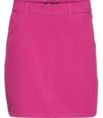 ilo women's skort kort kjol rosa halti