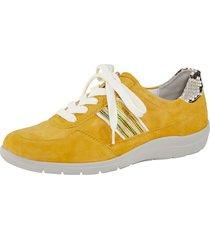 skor naturläufer gul