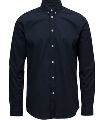 liam bx 7729 overhemd business blauw samsøe & samsøe