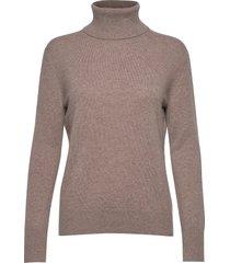cashmere roller neck sweater turtleneck coltrui beige filippa k