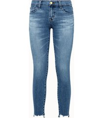 j brand jeans spiritual destruct in denim medio chiaro