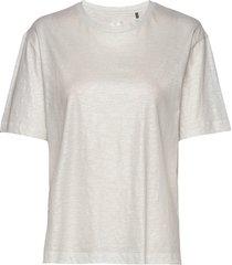 day via t-shirts & tops short-sleeved vit day birger et mikkelsen
