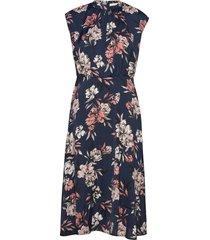 dress jurk knielengte blauw rosemunde