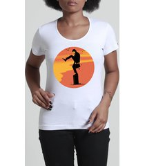 camiseta silly karate