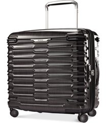 closeout! samsonite stryde medium glider hardside suitcase
