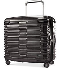 closeout! samsonite stryde medium glider hardside suitcase
