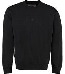 a-cold-wall cotton crew-neck sweatshirt