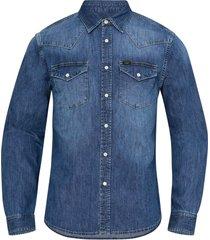 jeansskjorta western shirt