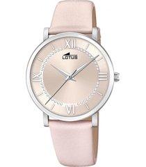 reloj 18701/6 trendy rosa lotus