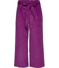 aila pants wijde broek paars lollys laundry