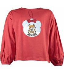 """""""teddy bear"""" jersey t-shirt"""