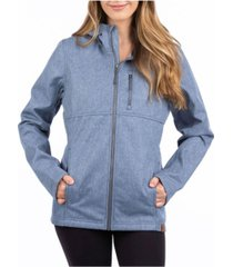 liv outdoor livy hooded softshell jacket