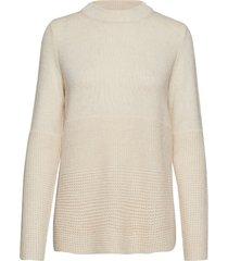 pullover long-sleeve gebreide trui crème gerry weber edition