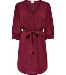 klänning jdyamanda 3/4 puff dress