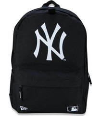 mochila basica new york yankees mlb new era