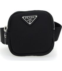 prada pouch belt