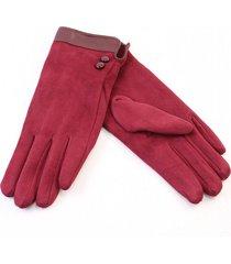 guante rojo almacén de paris