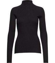 blouse turtleneck coltrui zwart sofie schnoor