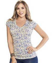 envío gratis blusa vanidosa violeta bl  para mujer croydon
