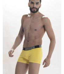boxer amarillo redskin liso