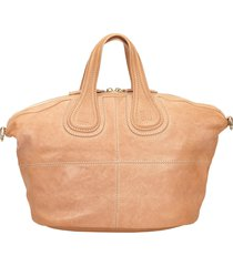 borsa donna a mano shopping in pelle nightingale