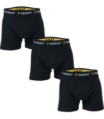 mens saginaw 3 pack boxer shorts
