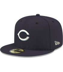 new era cincinnati reds re-dub 59fifty cap