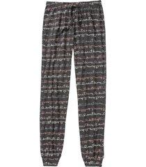 pantalone per pigiama (grigio) - bpc bonprix collection