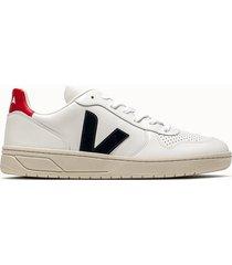 veja sneakers v-10 colore bianco