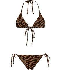 pamela string bikini
