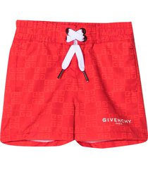 givenchy shorts with press