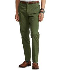 polo ralph lauren men's stretch chino suit trouser