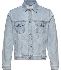laust jacket 12718 jeansjack denimjack blauw samsøe samsøe