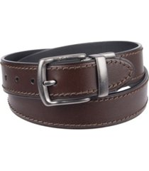 columbia men's reversible casual belt
