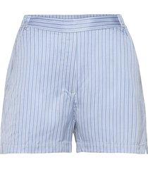 emme shorts shorts flowy shorts/casual shorts blå designers, remix