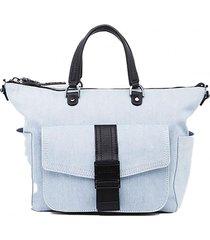 cartera gherlee satchel m handbag celeste diesel