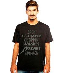 camiseta hardivision masters manga curta masculina