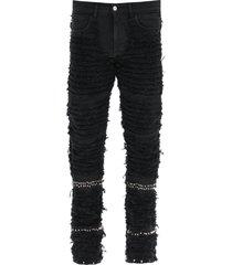 1017 alyx 9sm studded blackmeans 6 pocket jeans