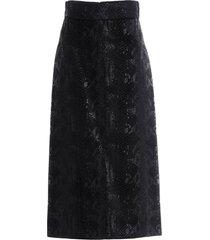 saint laurent skirt