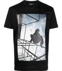 'climb cool' t-shirt